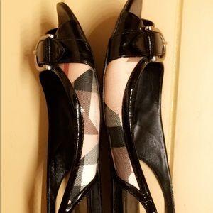 Burberry ladies shoes
